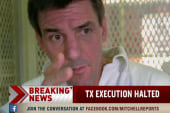 Texas execution halted