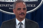 Eric Holder speaks about Eric Garner case