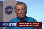 Countdown to Orion launch