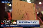 Why protests played out differently in NYC