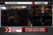 An 'even more upsetting' tape of Garner