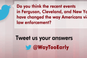 Lessons from Ferguson, Cleveland, NYC