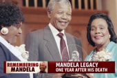 Nelson Mandela: One year later