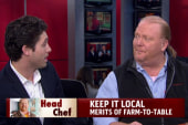 Mario Batali on supporting local farmers