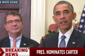 Obama announces Defense Secretary nomination