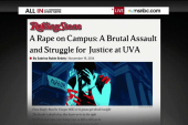 Rolling Stone apologizes for UVA rape story