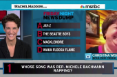 Friday Night News Dump: Puts hair on ya