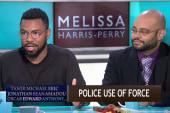 'I've never felt safe around police'