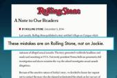 Rolling Stone edits apology