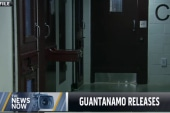 Six prisoners released from Guantanamo Bay