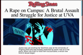 Fallout over UVA rape article