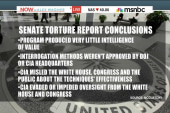 What to expect from Senate 'torture report'
