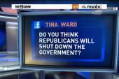 Will Republicans shut down the government?