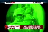 US on high alert over torture report