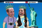 Rev. Al's NYC tips for royals Will & Kate