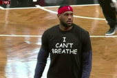 Barnicle: LeBron stood up for what he...