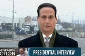 José Díaz-Balart to interview President Obama