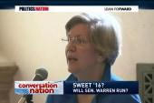 Elizabeth Warren already has backers for 2016