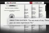 Senate report: CIA misled the country