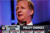 Goodell to announce sweeping NFL changes