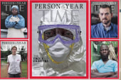 Ebola fighter reacts to 'Person of the Year'