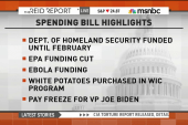 Crisis averted? Congress budget deal reached