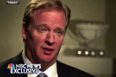 NFL vows tougher stance on domestic abuse