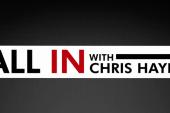 Tonight on All In, December 10, 2014
