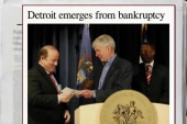 Detroit emerges from bankruptcy