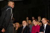 Royals call NYC performer 'inspirational'