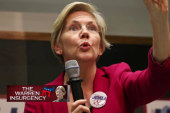 The Warren insurgency takes hold