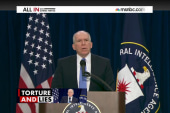 CIA chief responds to torture report