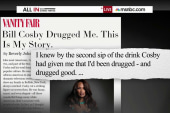 'Bill Cosby drugged me'