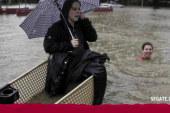 Storm floods drought-stricken California