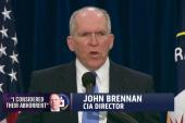 John Brennan: CIA 'fell short'