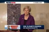 Sen. Warren's electrifying the left