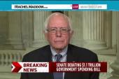 Spending bill controversy comes to the Senate