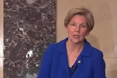 Warren leads charge against bank provision