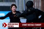 Sydney hostage standoff continues