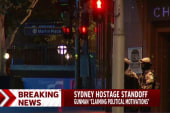 Is Sydney gunman a lone wolf or ISIS member?