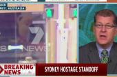 Sydney hostage taker identified