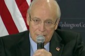 Cheney on torture: 'I'd do it again'