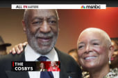 Camille Cosby stands by husband Bill