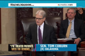 Coburn obstinate in blocking veterans bill