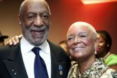 Camille Cosby speaks
