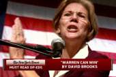 Tues. must-reads: Why Warren can win