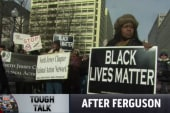 After Ferguson, a hard discussion for parents