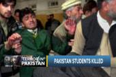 Peshawar attack is 'a warning sign'