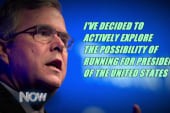 Can Jeb Bush get past family brand?