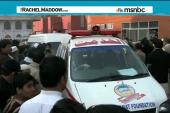 Deadly school attack shocks Pakistan